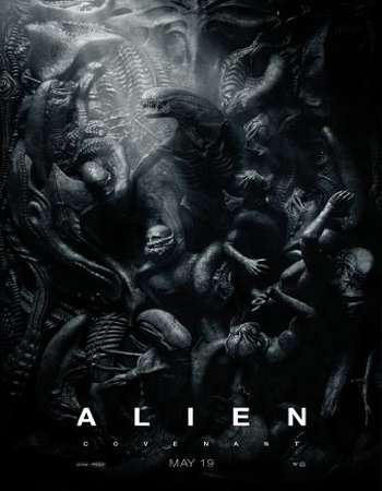Alien Covenant 2017 Full English Movie BRRip Download