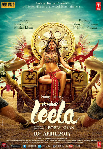 Poster Of Ek Paheli Leela 2015 Hindi 720p HDRip Full Movie Download