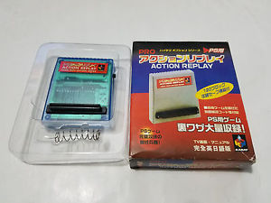 Action Replay sony playstation