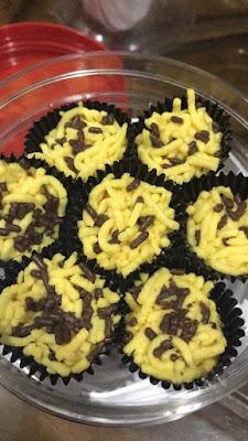 biskut sarang semut, resepi biskut sarang semut, bahan membuat biskut sarang semut, cara membuat biskut sarang semut