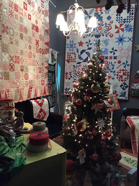 llega la navidad a la tertulia del patch