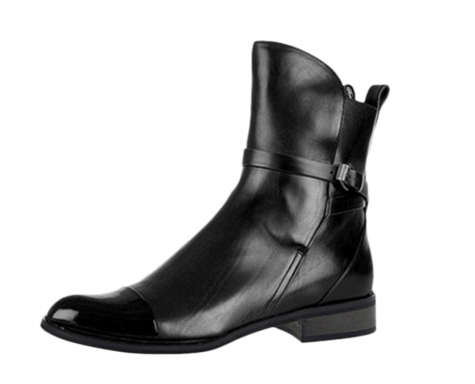 http://www.blackfive.com/p/block-heel-buckled-leather-boots-25024
