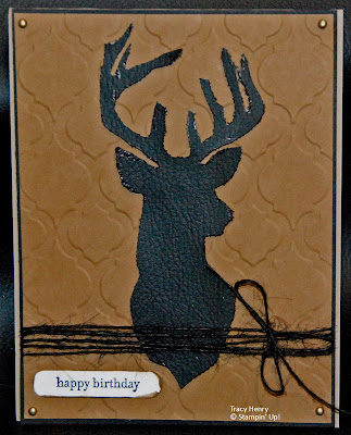 3 Boy Mom Stamps Deer Silhouette