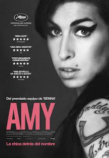 Cartel: Amy: La chica detrás del nombre (2015)