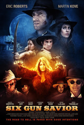 Six Gun Savior 2013 DVD R1 NTSC Sub