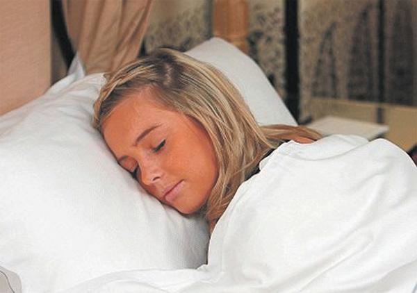 Teen Suffering From Sleep 38