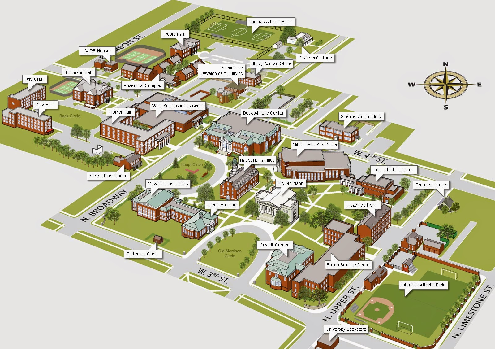 Illinois State Campus Map Durham Nc Map What Is Mind Mapping