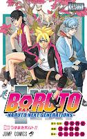 Boruto Next Generation chapitre-11 Kana édition manga auteur dessinateur scénariste sortie publication éditeur