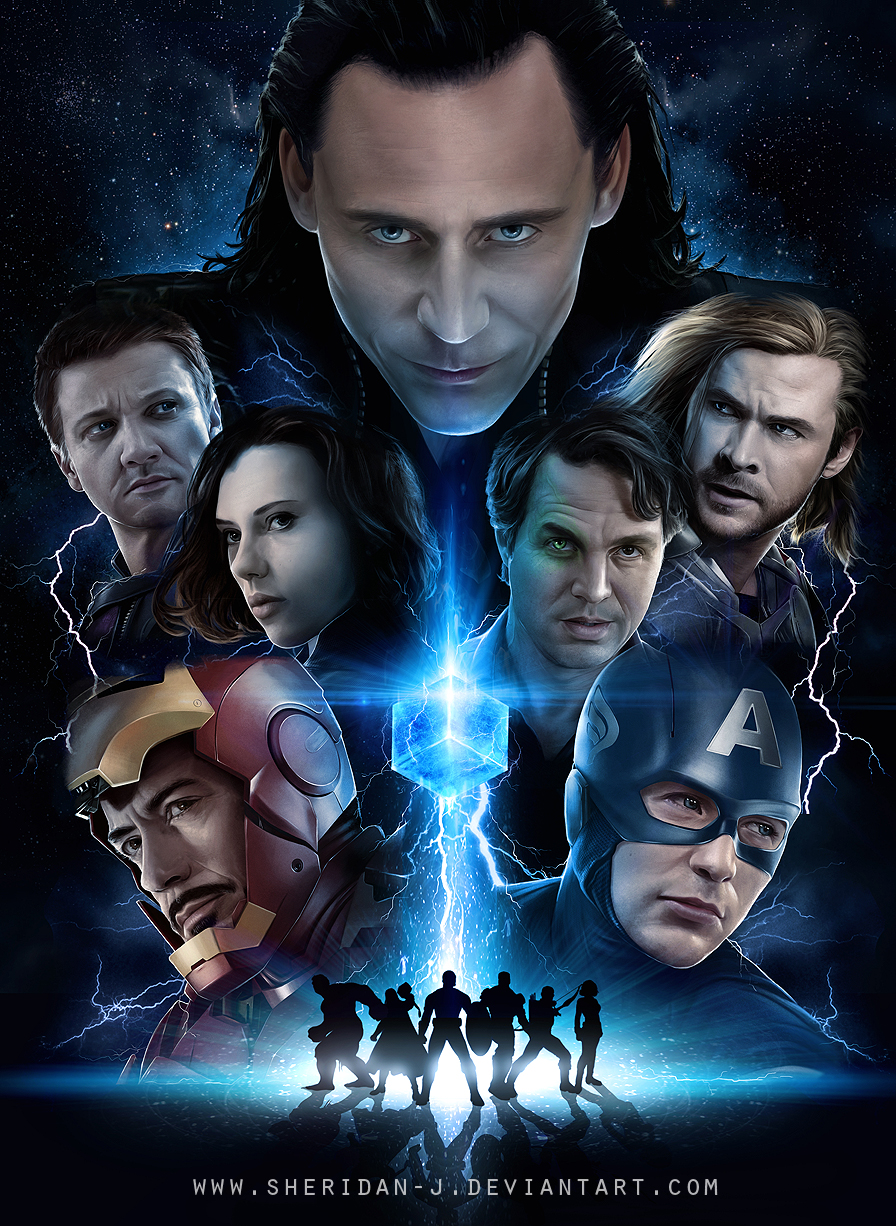 My Movie Review Imdb Copyright: The Avengers (2012