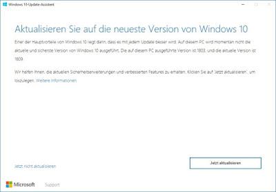 Windows 10-Update-Assistent Kostenlos Download Deinstallieren