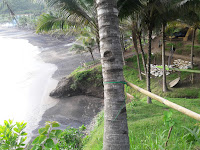 Wisata pantai Watu Bale-Kebumen
