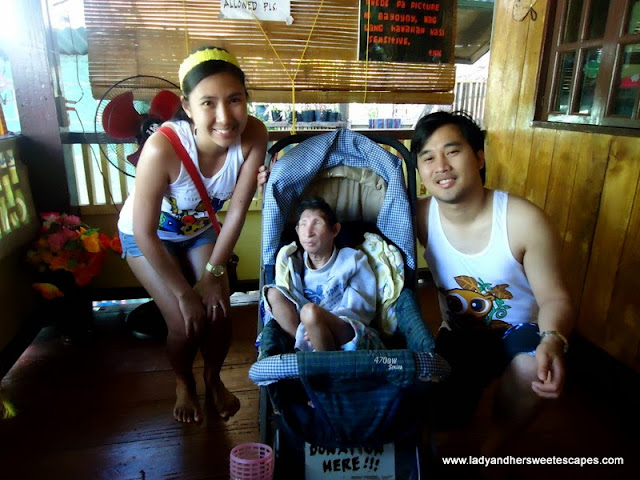 ed_and_lady with Bayoyoy in Panglao Island Tour, Bohol