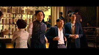 Ye Liu, Tony Yo-ning Yang amd Daniel Wu