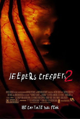 Jeepers Creepers 2 2003 DVD R1 NTSC Latino