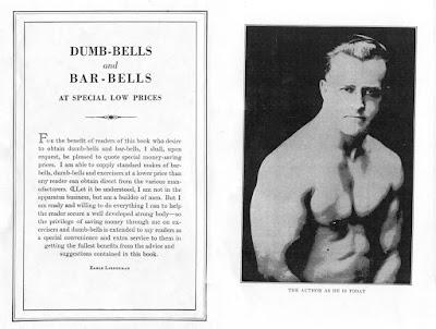 Secrets of strength earle liederman