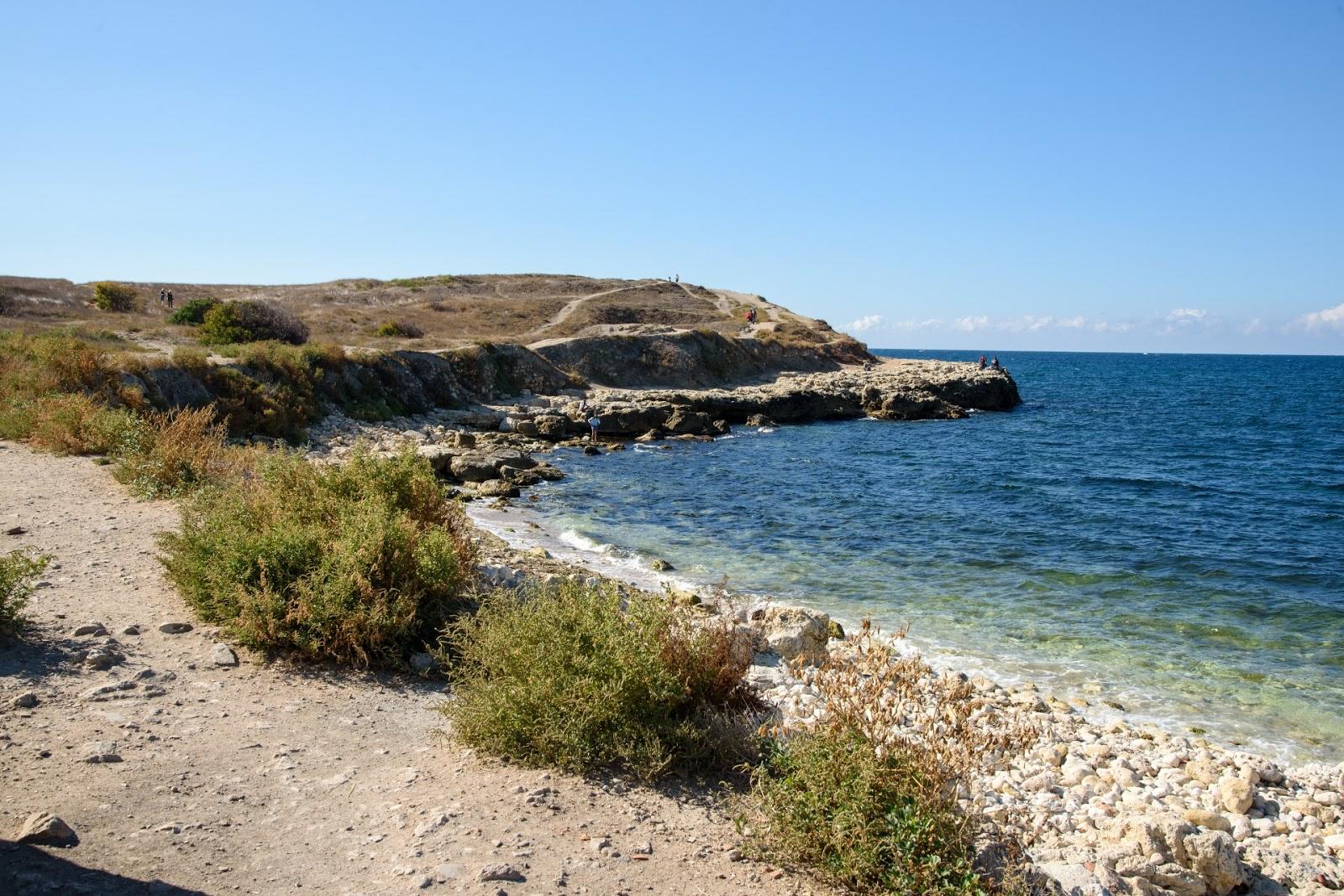 Черное море у Херсонеса. Севастопль