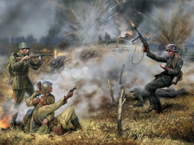 Men of War: Condemned Heroes s1