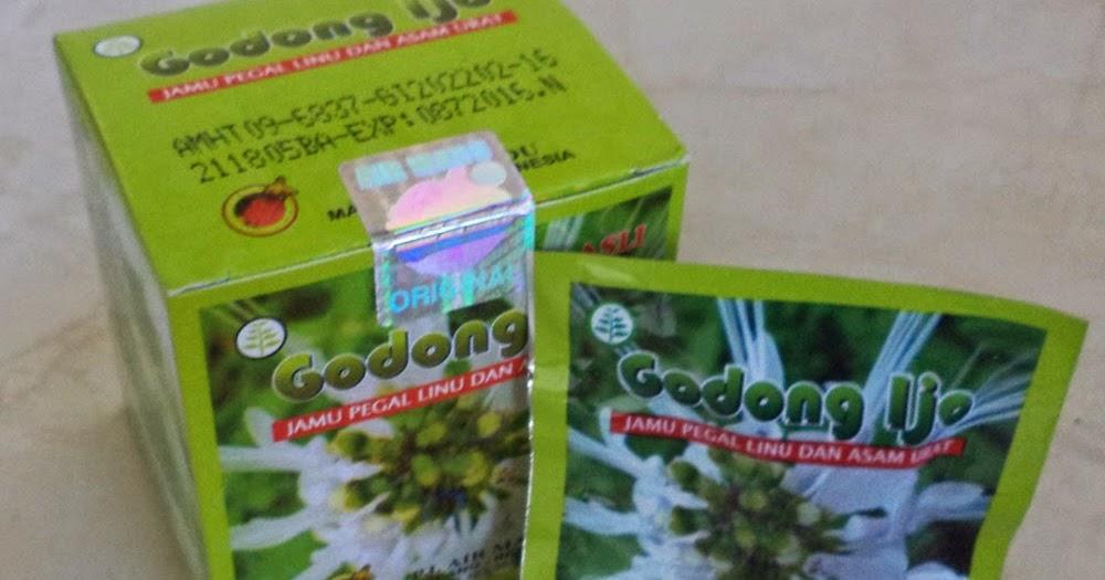 Jamu Indonesia Godong Ijo