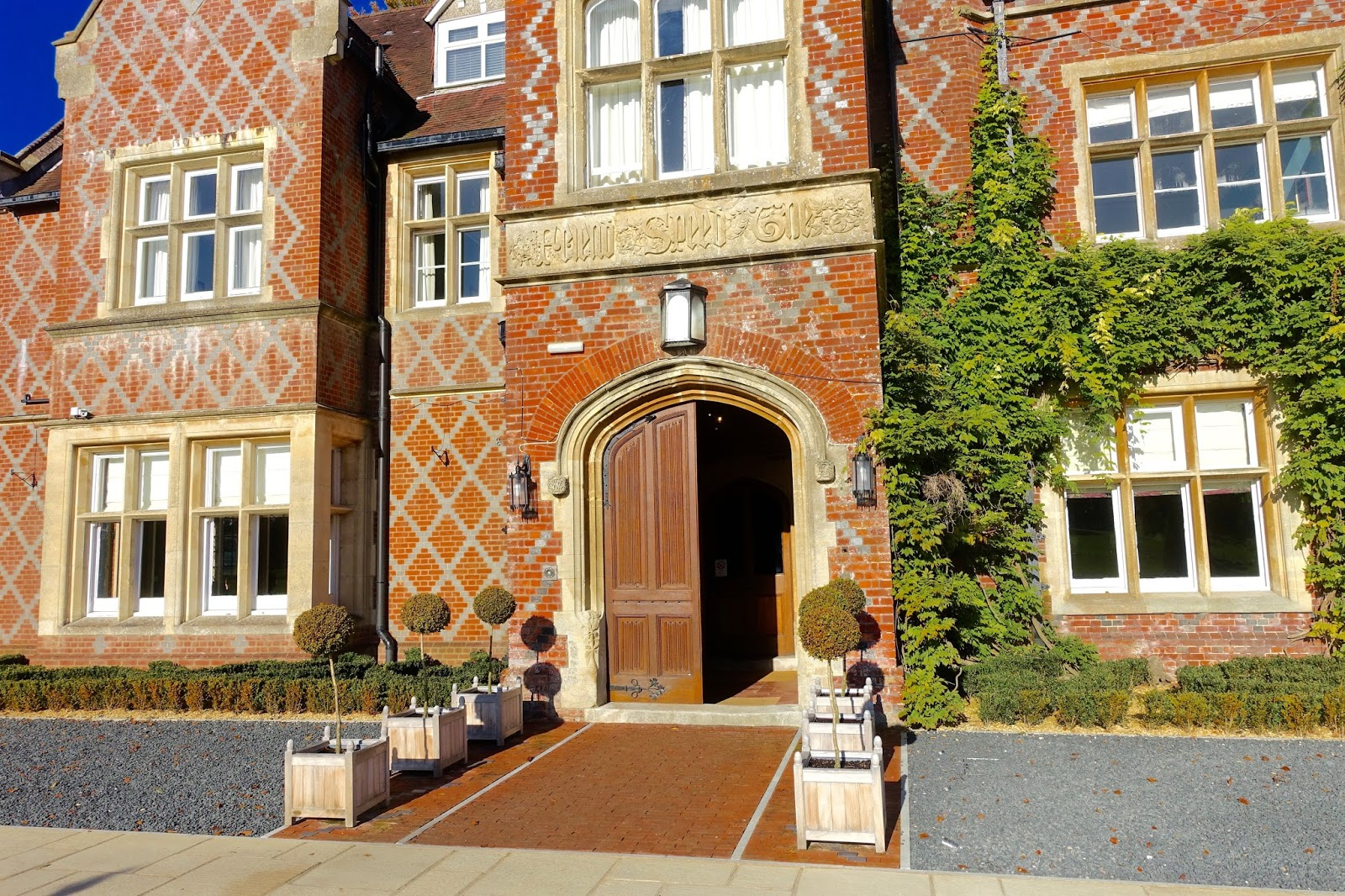 luxury hotels in the new forest