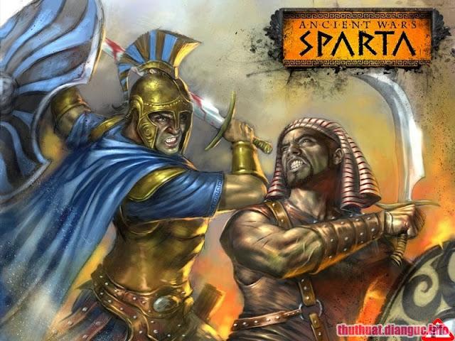 Game Ancient Wars Sparta Full Crack Download