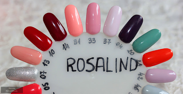 rosalind swatche