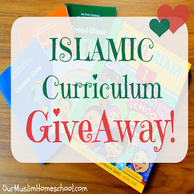 Ramadan Favourites Islamic Curriculum Giveaway