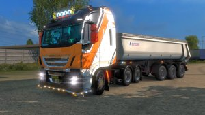 Iveco Hi Way Reworked v 1.3.1 mod by Schumi
