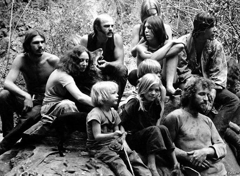 A 'família Manson' vivia na promiscuidade total, num sistema anarco-tribal ecológico
