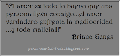 frases de Briana Genes