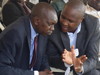 ALFRED KETER gets the shock of his life as his best friend, OSCAR SUDI, abandons him! It is not UHURU/ RUTO to blame