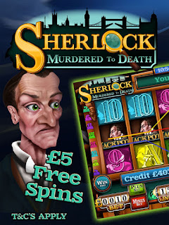 Sherlock: Murdered to Death