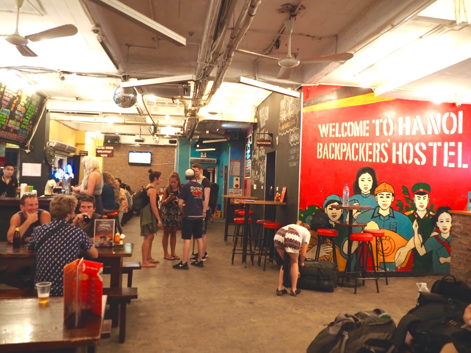 REVIEW: Vietnam Backpacker Hostel Collection