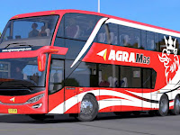 Skin UltraPack Livery For Jetbus SDD Ojepeje ETS2