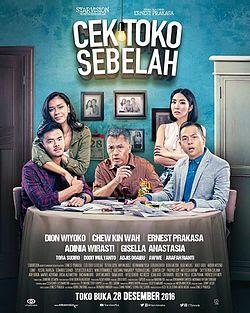 Download Cek Toko Sebelah (2016) DVDRIP Indonesia