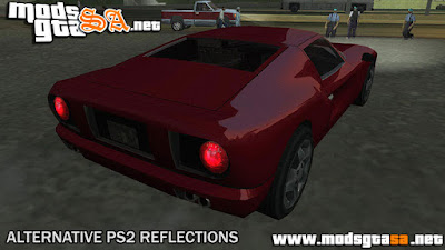 Reflexos Alternativos do PS2 para GTA SA