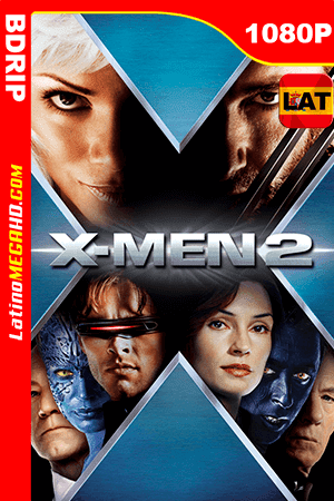 X-Men 2 (2003) Latino HD BDRIP 1080P ()