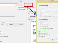 Cara Menggunakan + Download Software DoPDF v7, Membuat Isi File PDF Menjadi Gambar agar Tidak Bisa Di Copy Paste