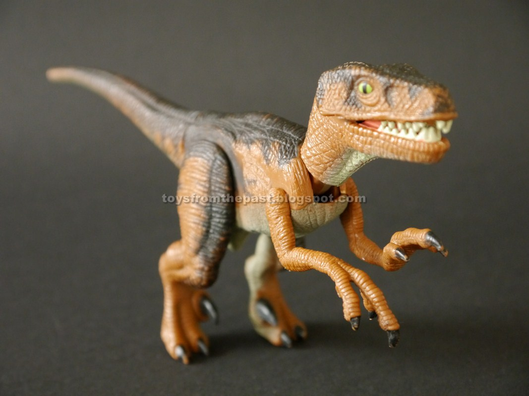 Jurassic Park 3 Velociraptor Toy Toys from the P...