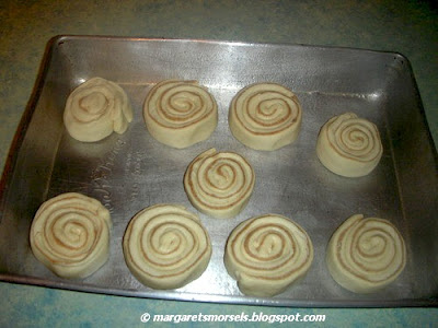 Margaret's Morsels | Super Simple Cinnamon Rolls