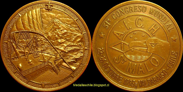 Cofradía Internacional de los Capitanes del Cabo de Hornos (Amicale Internationale des Capitaines au Long Cours Cap horniers)
