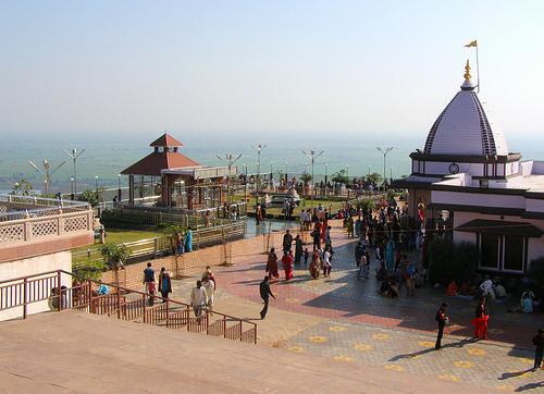 Salkanpur Devi Mandir