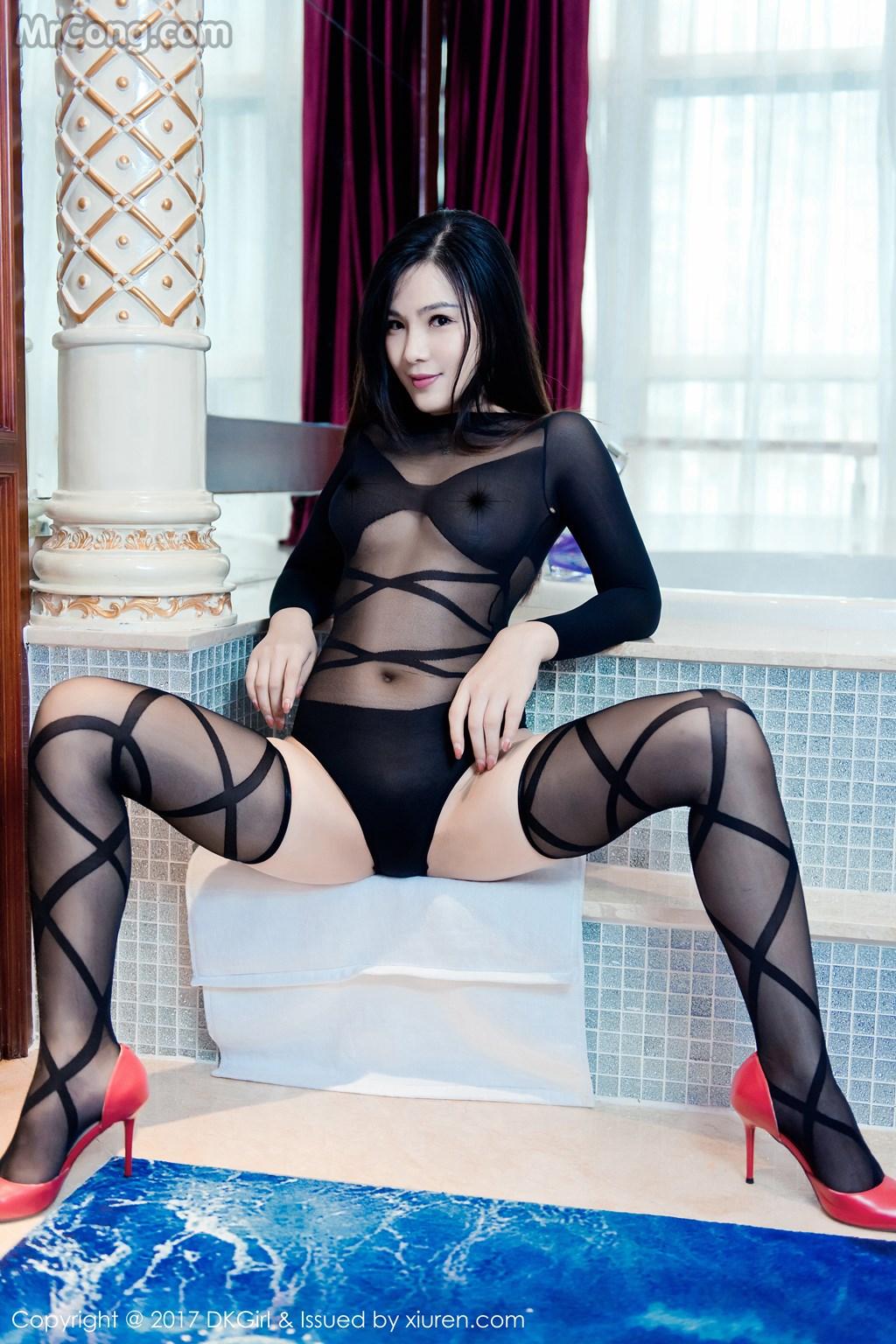 Người mẫu Ding Xiaonan với album ảnh sexy và quyến rũ 15