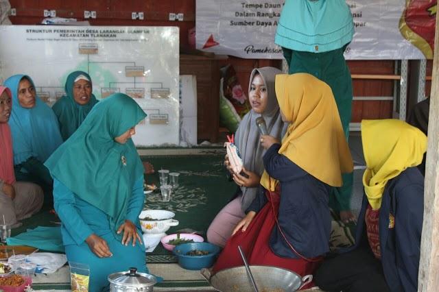 Manfaatkan Potensi Desa, KKN 99 UTM buatkan Produk Unggulan untuk Desa