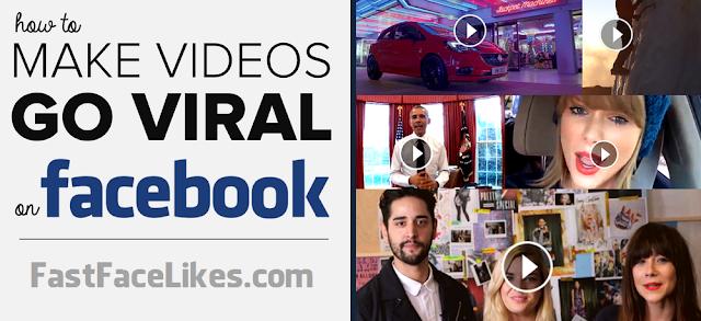 Make Videos Go Viral On Facebook