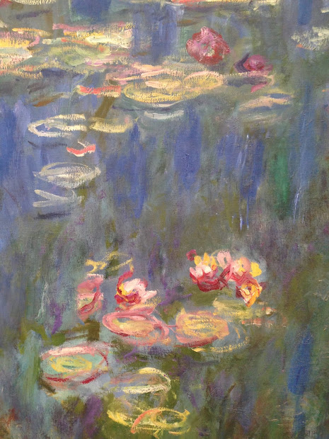 French Impressionist Paintings In Louvre