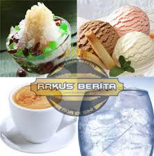 Makan dan Minum Es Berlebihan Akan Membuat Pusing