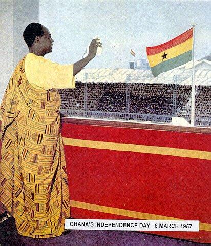 #Ghana60YearsOn; Happy 60th Independence Day Ghana!!