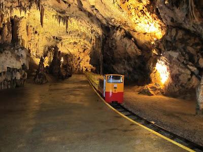 Caverna Postojna  - Eslovênia