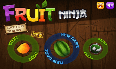 Download Fruit Ninja apk Android Game