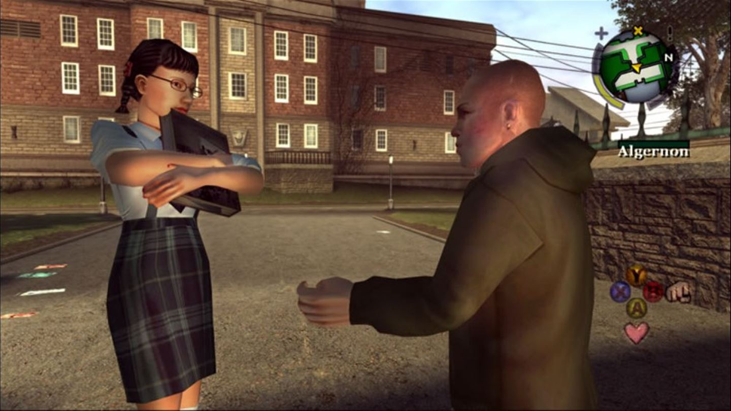 PSXboxIndies: Bully Is Rockstar's Best Game